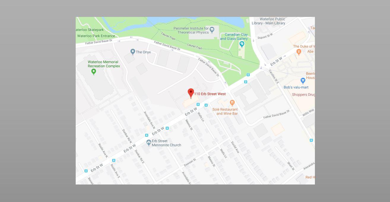 Hotel Google Map
