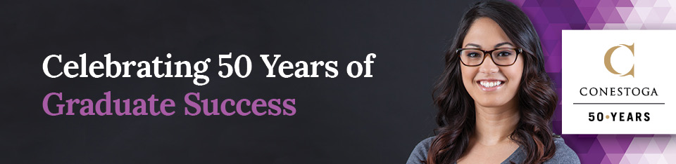 Celebrating 50 years of graduate success