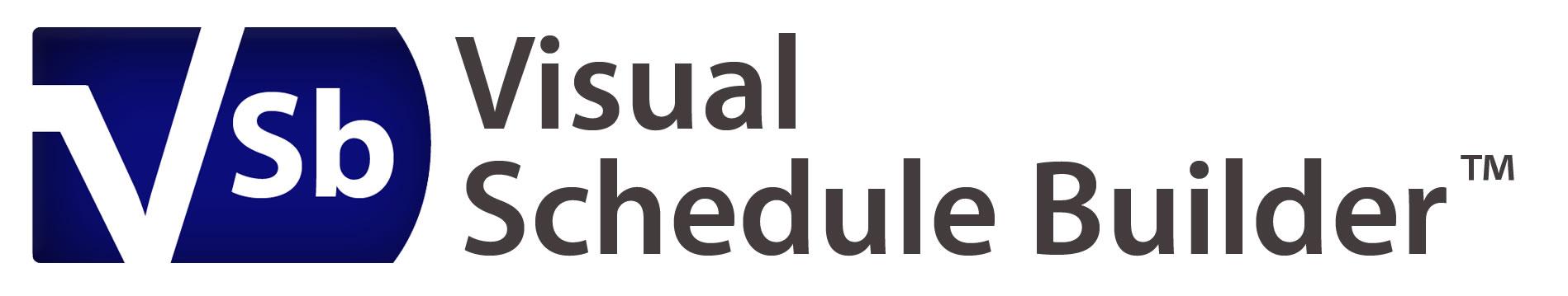 Visual Schedule Builder