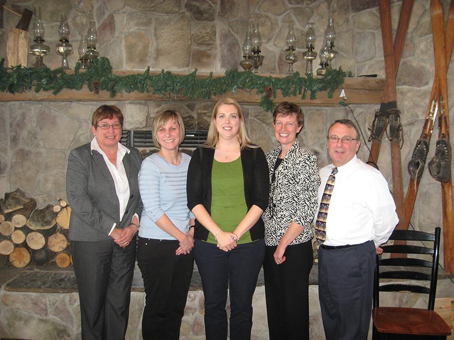 Trades & Apprenticeship Management Team